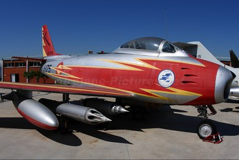 C.5-175 - Spain - Air Force North American F-86 Sabre
