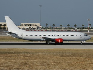 OK-WGX - CSA - Czech Airlines Boeing 737-400