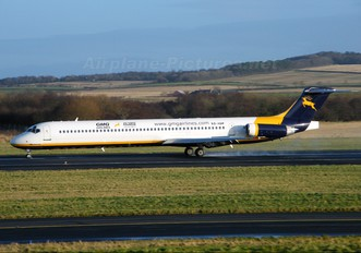S2-ADP - GMG Airlines McDonnell Douglas MD-83
