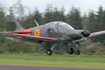 G-AXIG - Private Scottish Aviation Bulldog