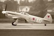 D-FJAK - Private Yakovlev Yak-3U aircraft