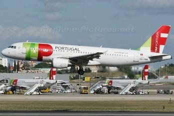 CS-TNN - TAP Portugal Airbus A320