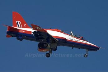 XX342 - Royal Air Force British Aerospace Hawk T.1/ 1A