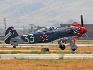N46463 - Private Yakovlev Yak-3U