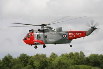 XZ578 - Royal Navy Westland Sea King HU.5