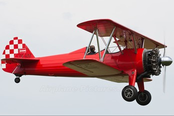 OE-AJM - Private Boeing Stearman, Kaydet (all models)