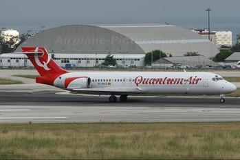 EC-HUZ - Quantum Air Boeing 717