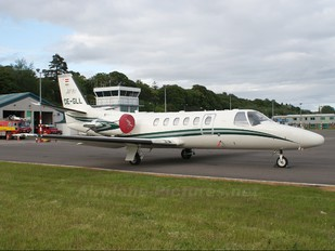 OE-GLL - Private Cessna 550 Citation Bravo