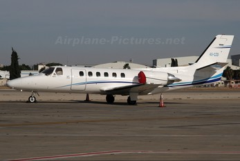 4X-CZD - Private Cessna 551 Citation II SP