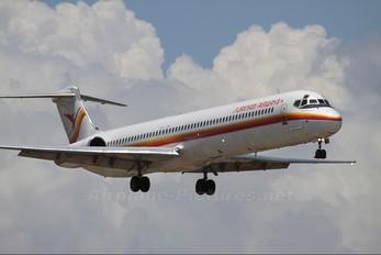 PZ-TCL - Surinam Airways McDonnell Douglas MD-82