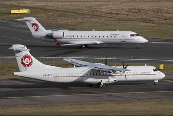 OY-RTD - Cimber Air ATR 72 (all models)