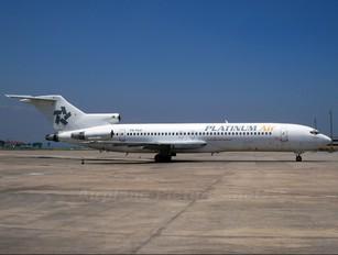PR-PLH - Platinum Air Boeing 727-200 (Adv)