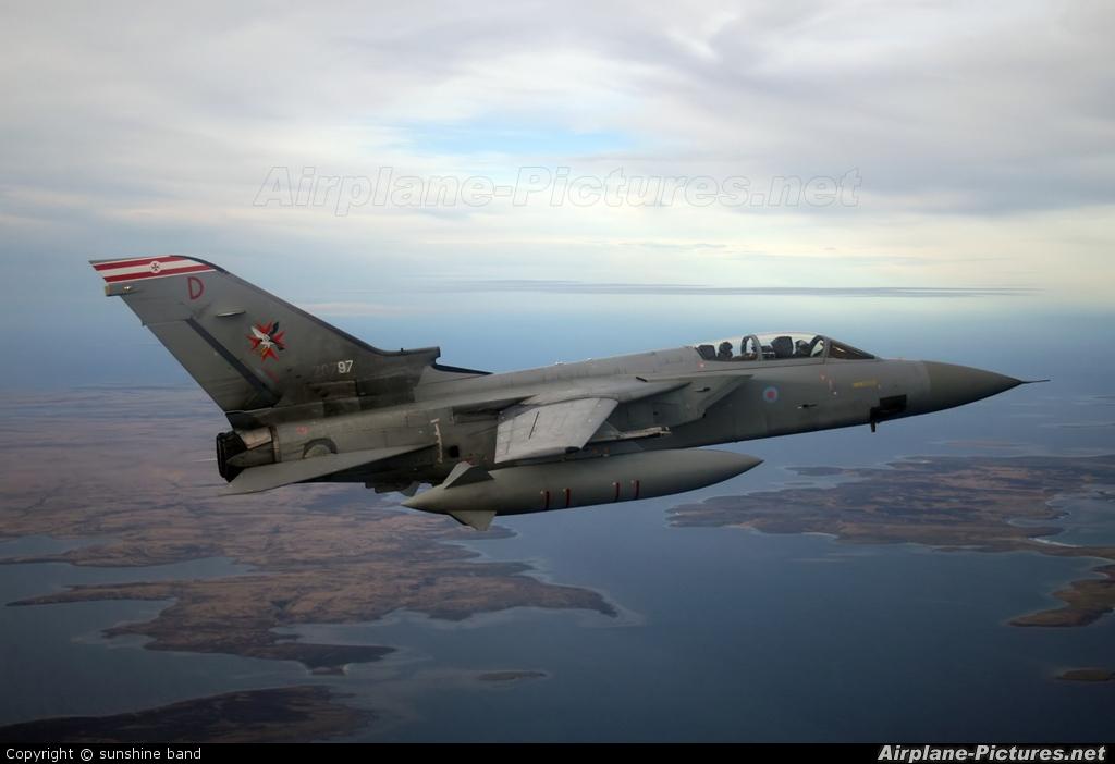 Royal Air Force ZG797 aircraft at In Flight - Falkland Islands