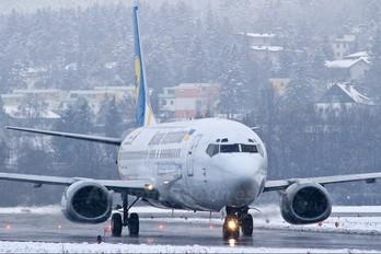 UR-GAJ - Ukraine International Airlines Boeing 737-500