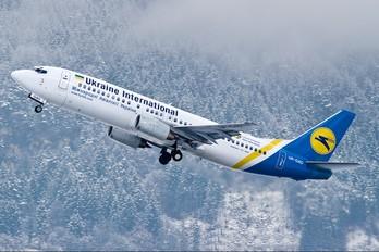 UR-GAO - Ukraine International Airlines Boeing 737-400