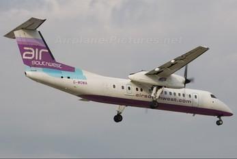 G-WOWA - Air Southwest de Havilland Canada DHC-8-300Q Dash 8
