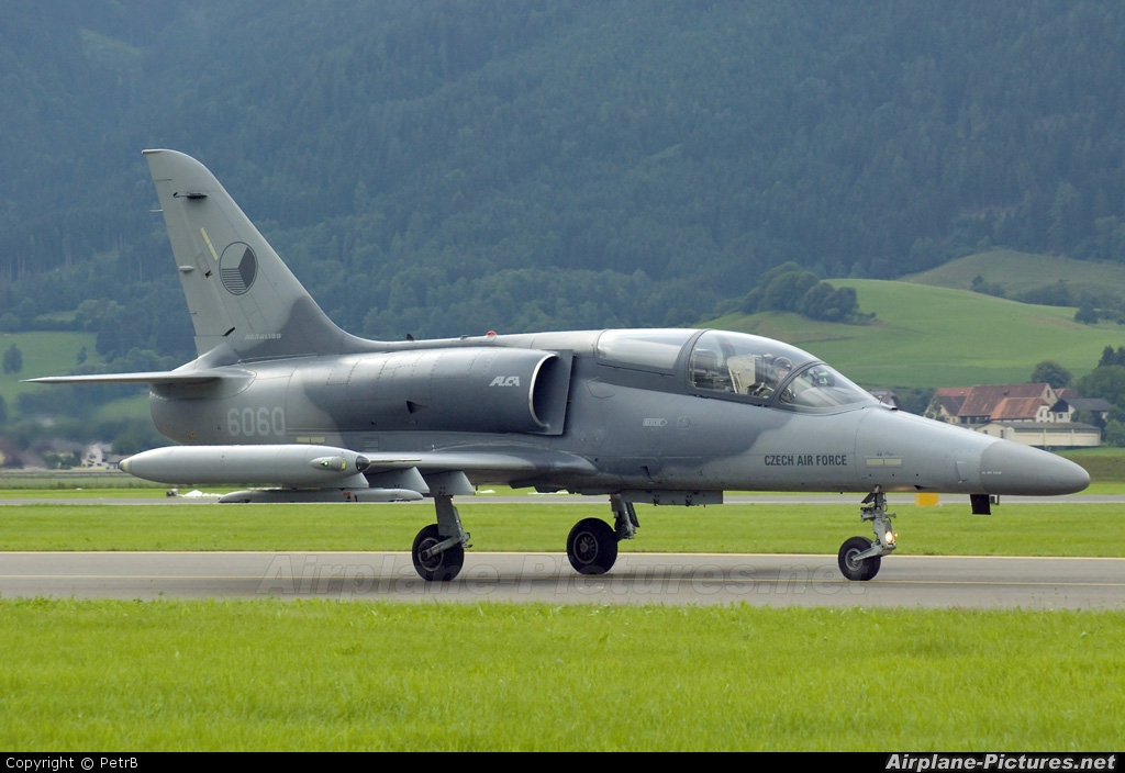 Czech - Air Force 6060 aircraft at Zeltweg