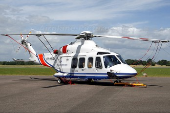 OY-HSN - Atlantic Airways Agusta Westland AW139