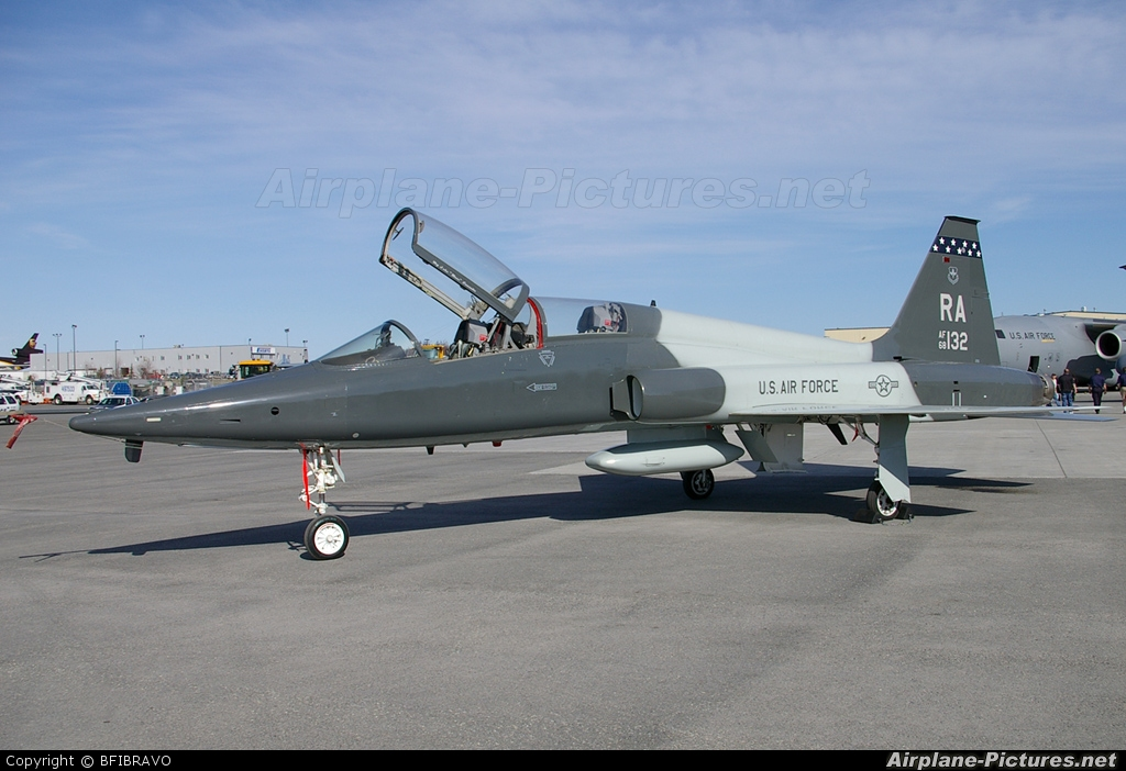 USA - Air Force 68-8132 aircraft at Anchorage - Ted Stevens Intl / Kulis Air National Guard Base