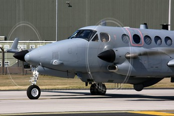 ZZ416 - Royal Air Force Beechcraft 300 Shadow R.1