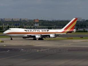 N707CK - Kalitta Air Boeing 747-200F