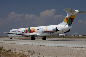 UR-WRE - Windrose Air McDonnell Douglas MD-82