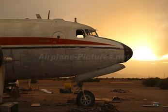 N44906 - Private Douglas DC-4