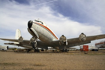 N44908 - Brooks Fuel Douglas DC-4