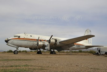 N44904 - Private Douglas DC-4