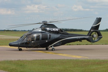 M-LNDN - Private Eurocopter EC155 Dauphin (all models)