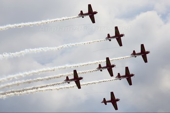 "- - Morocco - Air Force ""La Marche Verte"" Mudry CAP 232"