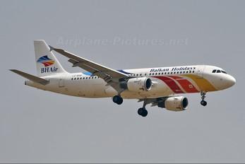 LZ-BHB - Balkan Holidays Air Airbus A320