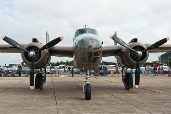 "PH-XXV - Netherlands - Air Force ""Historic Flight"" North American B-25N Mitchell"
