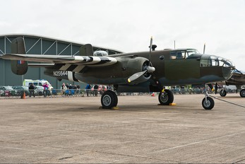 G-BYDR - Patina North American B-25D Mitchell