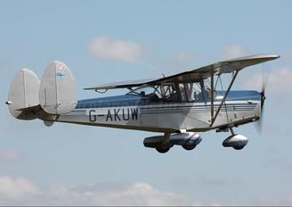G-AKUW - Private Chrislea Aircraft Co CH3 Super Ace
