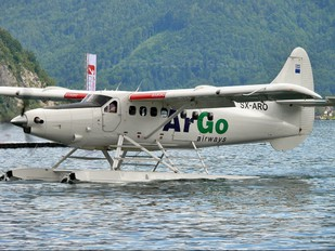 SX-ARO - ArGo Airways de Havilland Canada DHC-3 Otter