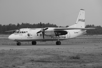 UR-WRA - Windrose Air Antonov An-24
