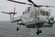 ZD566 - Royal Navy Westland Lynx HMA.8DSP aircraft