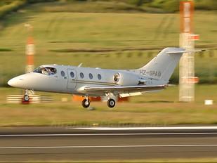 HZ-SPAB - Saudi Arabian Airlines Hawker Beechcraft 400XP Beechjet