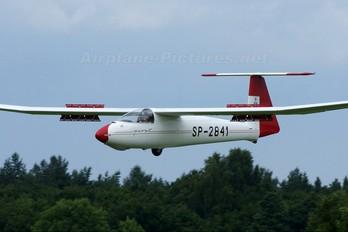 SP-2841 - Aeroklub Białostocki PZL SZD-30 Pirat