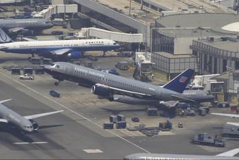 N454UA - United Airlines Airbus A320