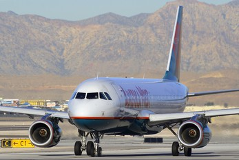 N678AW - America West Airlines Airbus A320