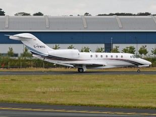 C-FNRG - Private Cessna 750 Citation X