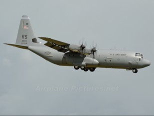 08-8601 - USA - Air Force Lockheed C-130J Hercules