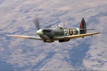 ZK-XVI - Private Supermarine Spitfire LF.XVIe
