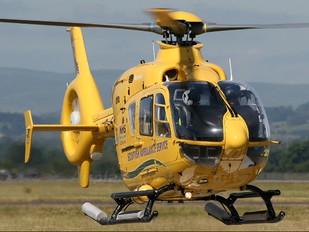 G-SASA - Scottish Ambulance Service Eurocopter EC135 (all models)