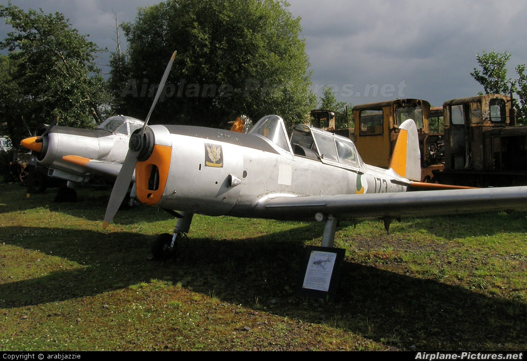 Ireland - Air Corps 173 aircraft at Dromod