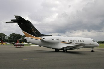 N413HB - Private Hawker Beechcraft 4000 Horizon