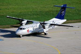 OK-JFL - CSA - Czech Airlines ATR 42 (all models)