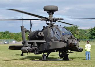 ZJ222 - British Army Westland Apache AH.1